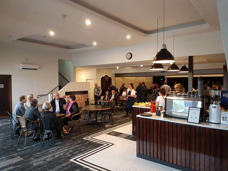 Star Theatre Caf 201 Heads Up Food Guide Launceston