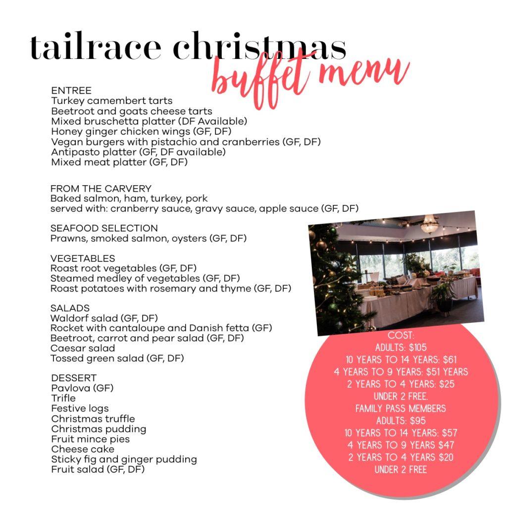 CHRISTMAS DAY LAUNCESTON 2019 🎄Heads Up Food Guide